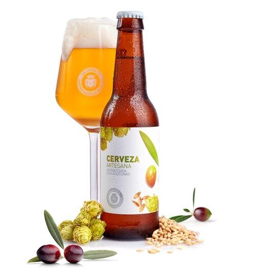 La Chinata_Cerveza Aromatizada