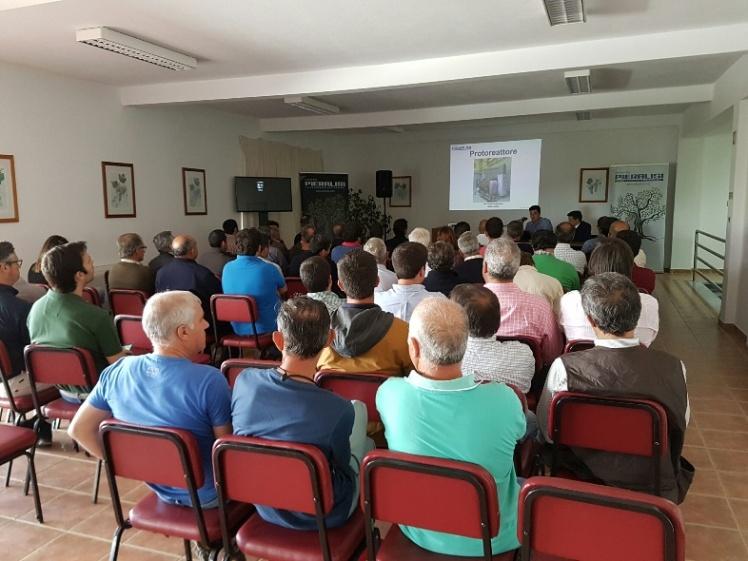 Conferencia en Portugal