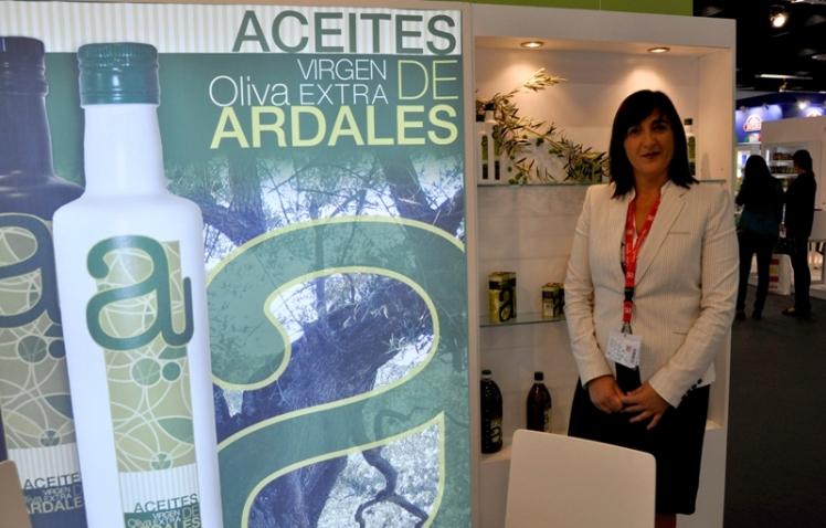 María jose ACEITES ARDALES
