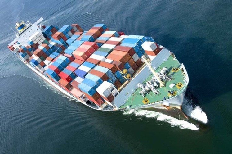 http://www.dreamstime.com/stock-photography-container-ship-image12447982