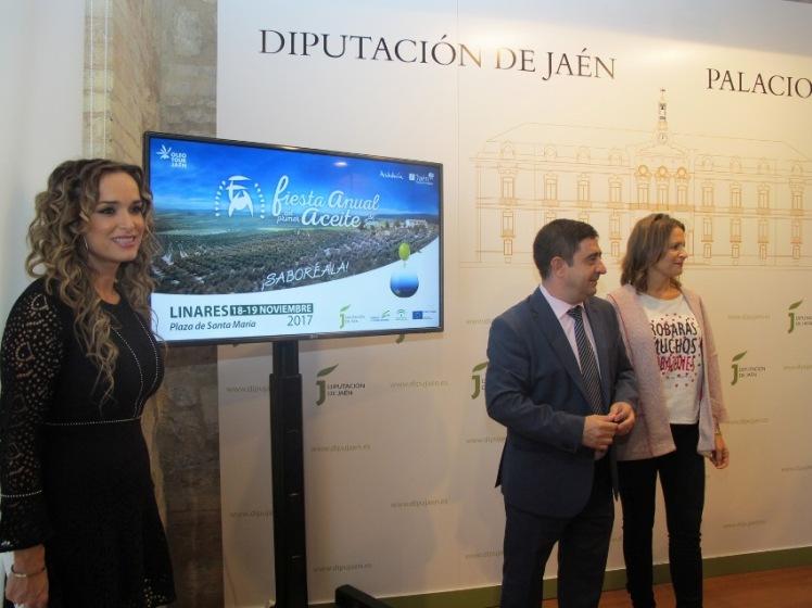 20171102 Presentación IV Fiesta Anual del Primer Aceite de Jaén (3)