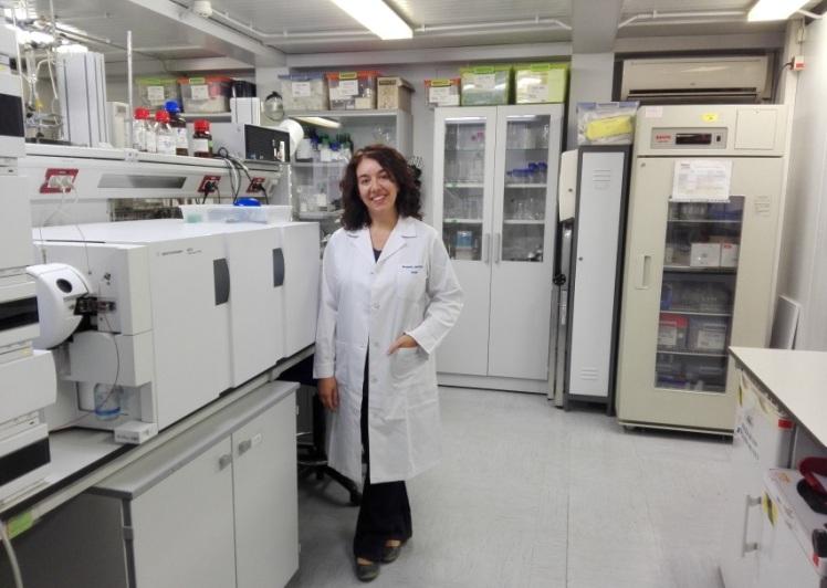 ORIVA Raquel Mateos, Científico Titular del Instituto de Ciencia y Tecnología de Alimentos y Nutrición (ICTAN-CSIC)_