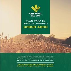 Banner CRSUR AGRO (revista Almaceite)