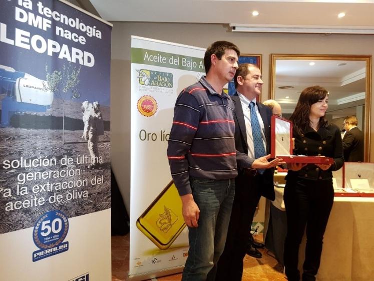 Entrega Premios Bajo Aragón