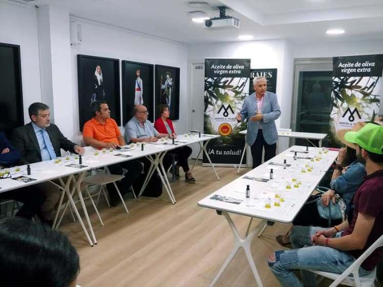 DOP MONTES DE TOLEDO_Presentación Madrid Cata
