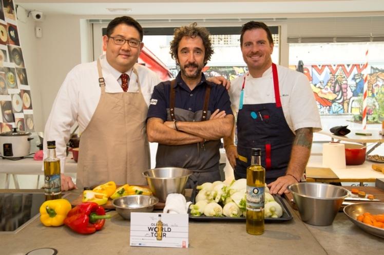 chefs interprofesional