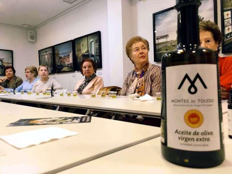 DOP MONTES DE TOLEDO_Cata Amas de Casas Madrid