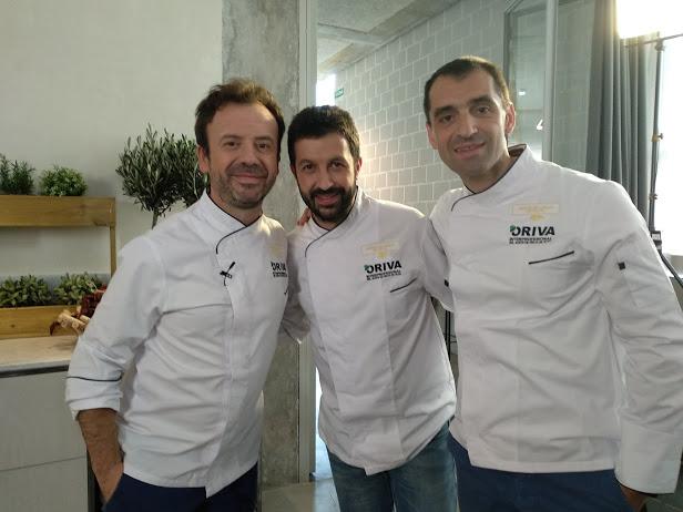 ORIVA_Cocineros con estrella