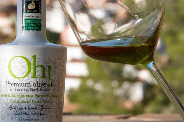 OH Premium Olive Oil
