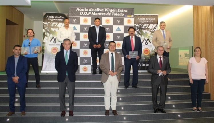 DOP MONTES DE TOLEDO_autoridades y premiados