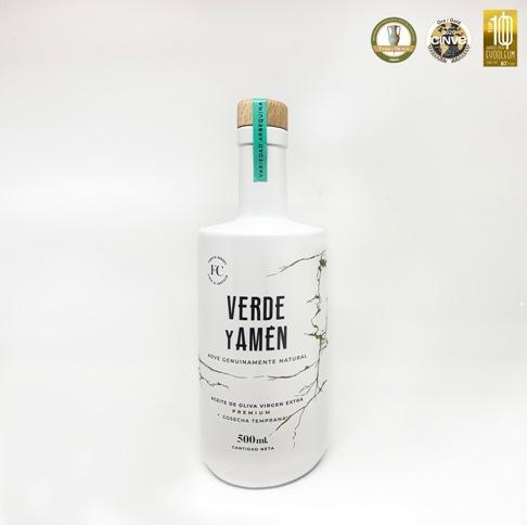 botella con premios